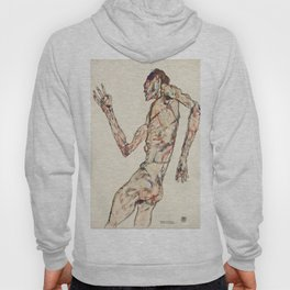 "Egon Schiele ""The Dancer"" Hoody"