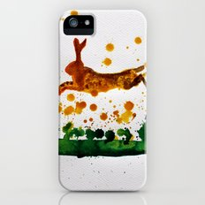 Hare iPhone (5, 5s) Slim Case