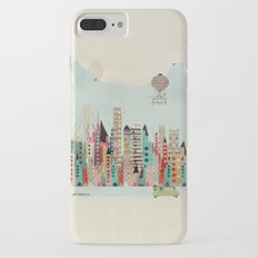 visit san francisco iPhone 7 Plus Slim Case