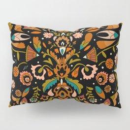Botanical Print Pillow Sham