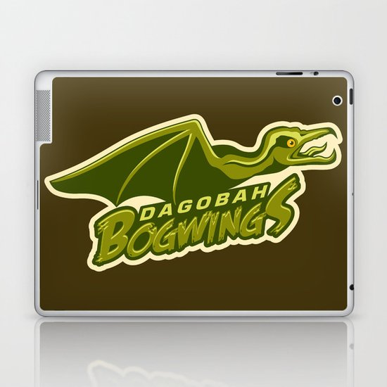 Dagobah Bogwings Laptop & iPad Skin
