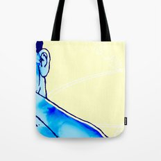 No, I don't even know your name Tote Bag