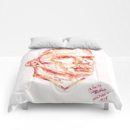 Inktober #18 Comforters