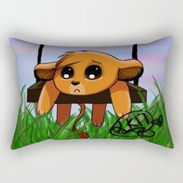 Chibi Simba Rectangular Pillow