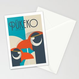 Pukeko Bird New Zealand Stationery Cards