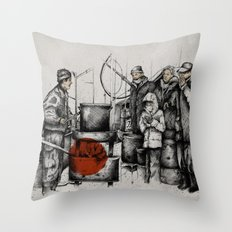 Boiler Throw Pillow