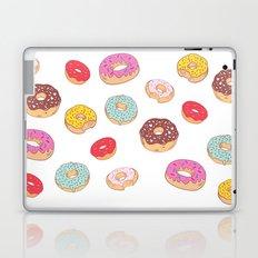 Donuts pattern Laptop & iPad Skin