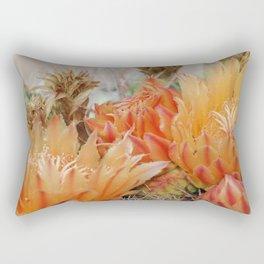 Desert Bloom Rectangular Pillow