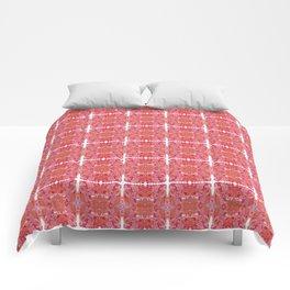 Psychedelic 70's Comforters