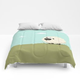 The sheep Comforters