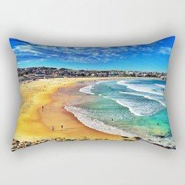 Bondi Beach, Sydney Australia Rectangular Pillow
