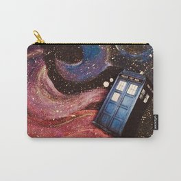 TARDIS in space Carry-All Pouch