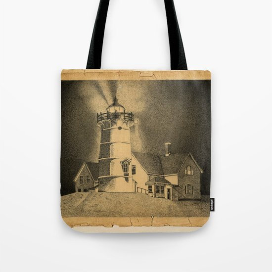 Night Light Tote Bag