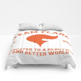 Team Flare Comforters