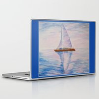 serenity Laptop & iPad Skins featuring Serenity by Ana Lillith Bar
