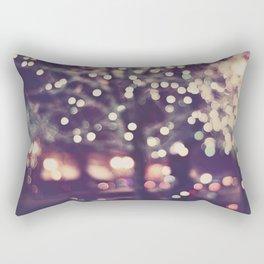 Christmas Night Rectangular Pillow