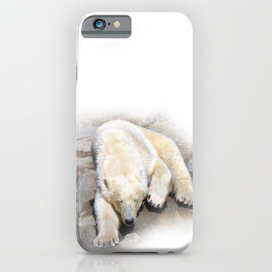 Polar Bear iPhone & iPod Case