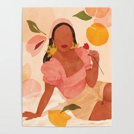 Filipina Girl Poster