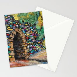 Poinsett Bridge  Stationery Cards