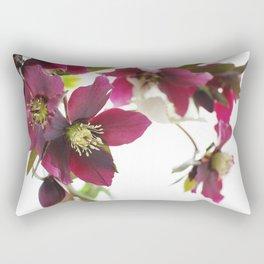 Flower impression Rectangular Pillow