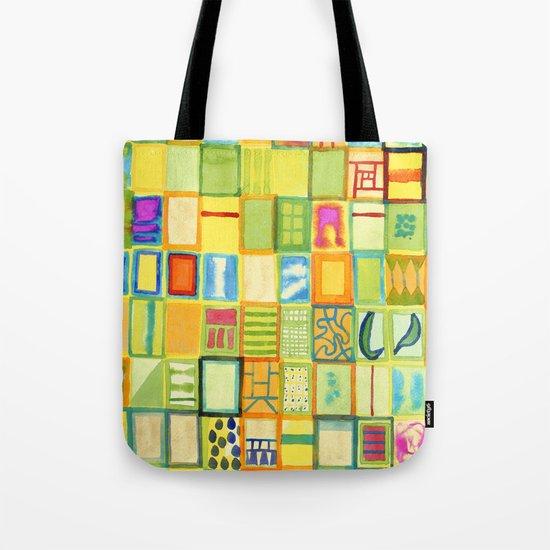 101 Images Tote Bag
