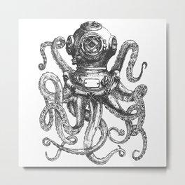 Deep Sea Diver 2 Metal Print