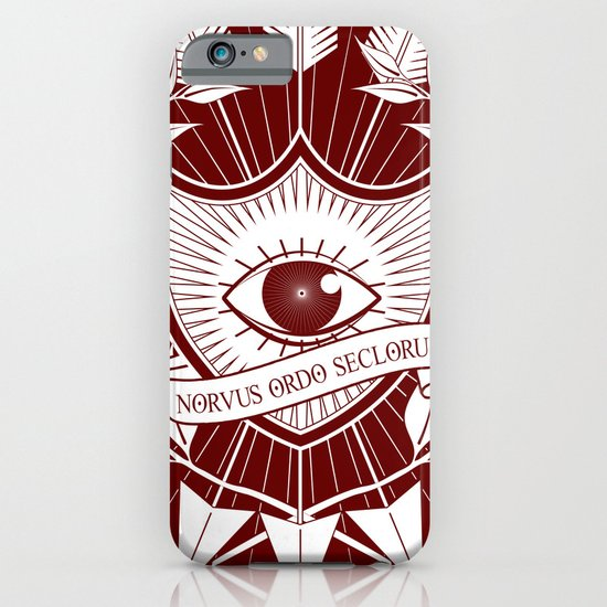 New Order of the Ages iPhone & iPod Case