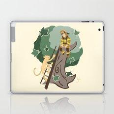 Stuck in a Tree Laptop & iPad Skin