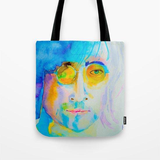 portrait of John Tote Bag