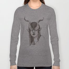 Demon Girl Long Sleeve T-shirt