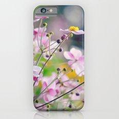 Pretty Anemones iPhone 6s Slim Case