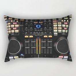 DJ Set NS7 Denon Mc6000 Rectangular Pillow
