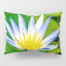 Flower macro Pillow Sham