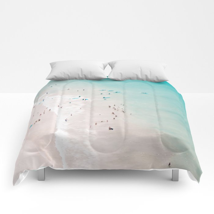 beach - summer love II Comforters