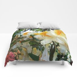 Flowers_Rhododendrons Comforters