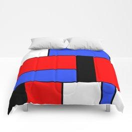 Mondrian #51 Comforters