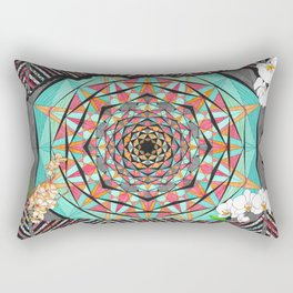 Transformations (color variation) Rectangular Pillow