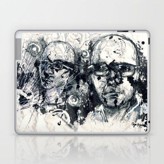 """Destroyed"" by Cap Blackard Laptop & iPad Skin"