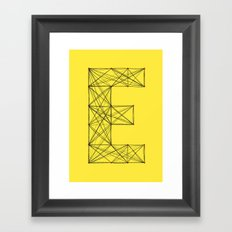 Ersilia Framed Art Print