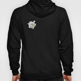 Gardenia on Black DPG150524 Hoody