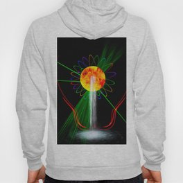 Light and water Hoody