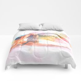 Yoga me Love Comforters
