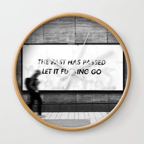 THIS TOO SHALL PASS Wall Clock
