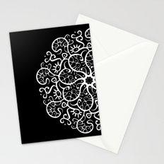 Trepadora Blanca Stationery Cards