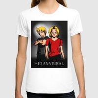 hetalia T-shirts featuring Hetanatural by Ellie Forder
