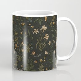 Old World Florals Coffee Mug