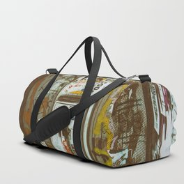 NYC 03 Duffle Bag