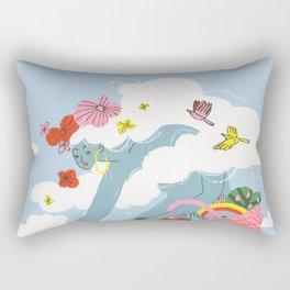 The Giantess Rectangular Pillow