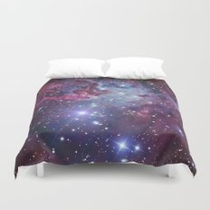 Nebula Galaxy Duvet Cover