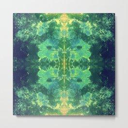 339 - Abstract Colour Design Metal Print